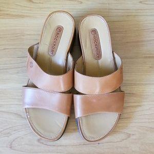 Leather Rockport Sandals